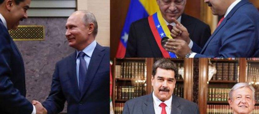 ¿Tres fotos geopolíticas? – Por Félix Gerardo Arellano