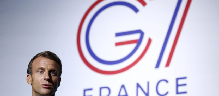 La oportunidad de Emmanuel Macron – Por Félix Arellano