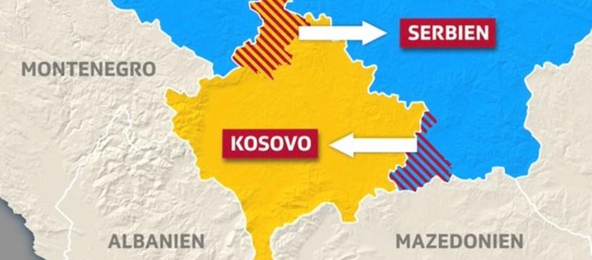 El Land-swap Kosovo-Serbia y el Juego de Poder en los Balcanes –  Por Jesús Renzullo y Auri Díaz
