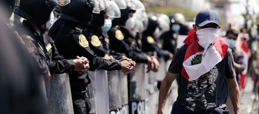 Perú: ¿un pueblo alzado? – Por Félix Arellano