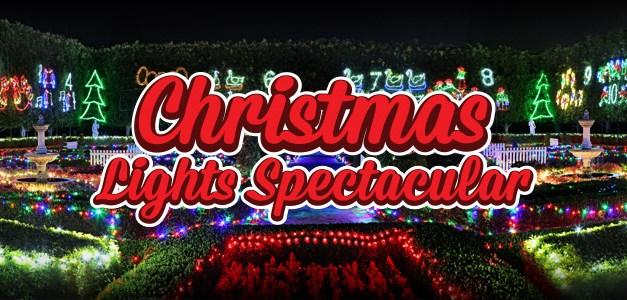 Hunter Valley Gardens Christmas Lights