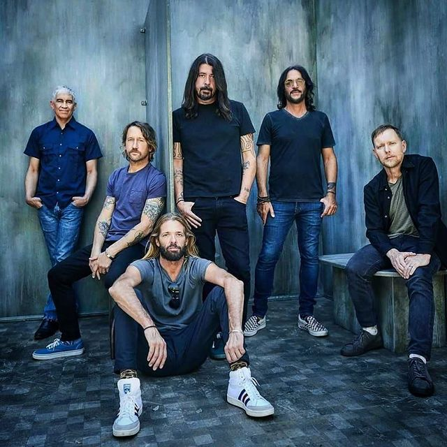 Foo Fighters [📸 Photo by Danny Clinch]