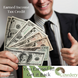 Earned Income Tax Credit and You, What You Need to Know