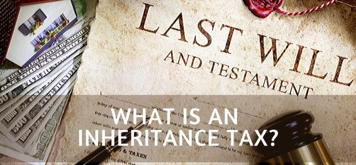 What is an Inheritance Tax?