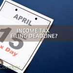 Income Tax Filing Deadline | CowderyTax.com #taxes