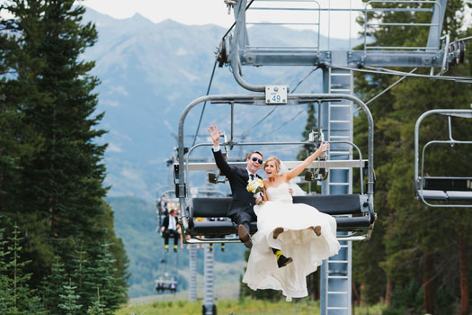Love At Crested Butte Mountain Resort Colorado Weddings