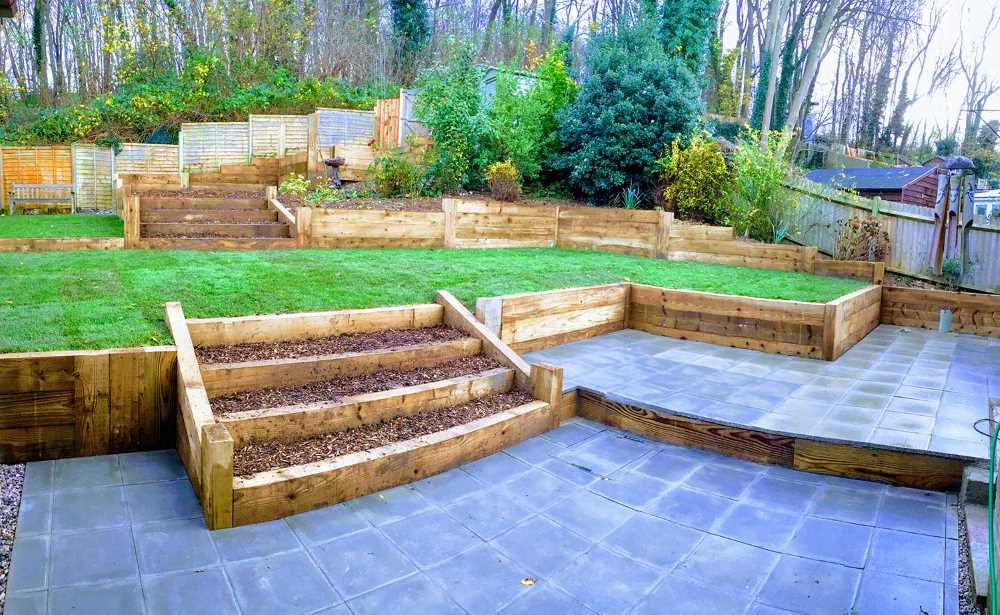 Railway Sleepers are a fantastic cost effective way to landscape any garden or outdoor space. Often a quarter of the price of brick or block walls they ...