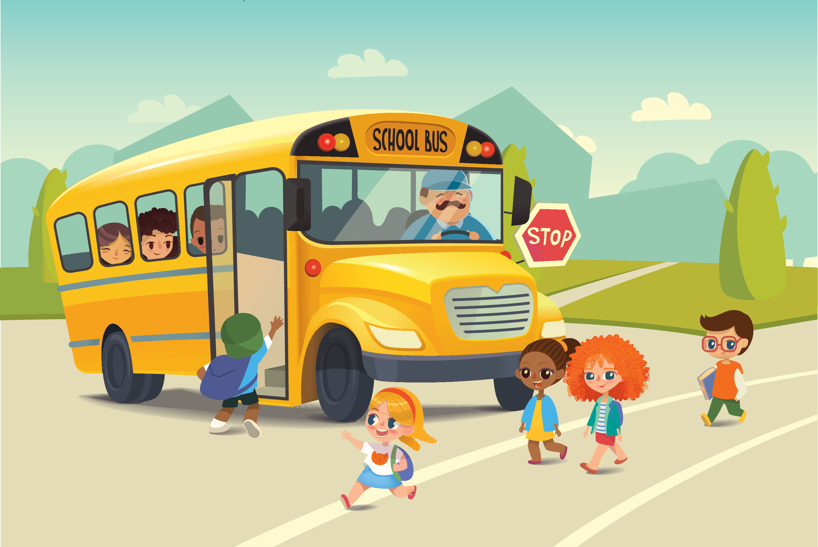 School Bus Safety Rules Every Child Should Know Colorado West Equipment Amp Nebraska Central