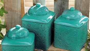 western canisters
