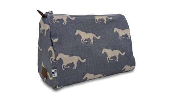 Horse cometic bags for the cowgirl