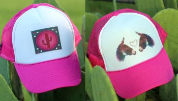 Hot summer hats from Ali Dee