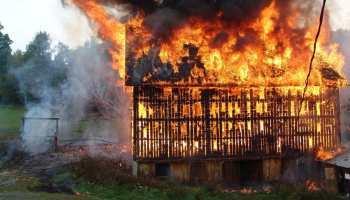 Cowgirl - Barn Fires