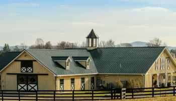 """Cowgirl Magazine"" - Luxury Barns"