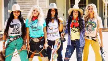 The Coyote Cowgirl graphic tees and tanks cowgirl magazine