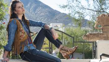 Cowgirl Fashion photo by Ken Amorosano