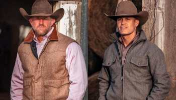 Schaefer Outfitter wool jacket wool coat cowgirl magazine