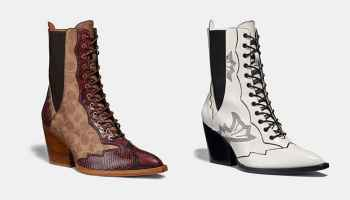 coach boots coach gone country cowgirl magazine