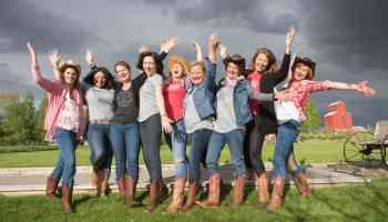 cowgirls versus cancer blue sky yoga retreats cowgirl magazine