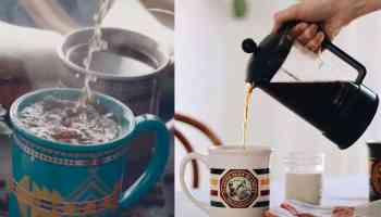 coffee mug cowgirl magazine Pendleton woolen mills