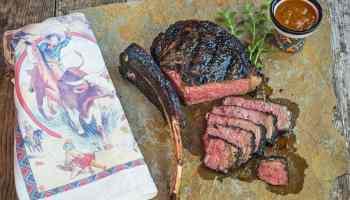 tomahawk steak and mamba rub recipe cowgirl magazine