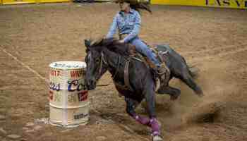2019 nfr barrel racers