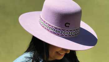 charlie 1 horse pastel hats cowgirl magazine