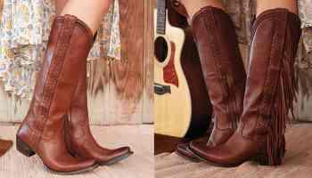 lane boots fringe cowgirl magazine