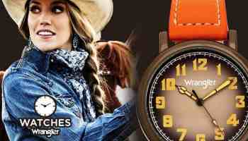 wrangler watches cowgirl magazine