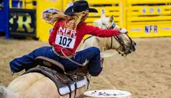emily miller mallory beinborn barrel racing cowgirl magazine