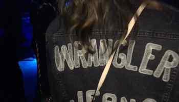 wrangler party with abandon cowgirl magazine