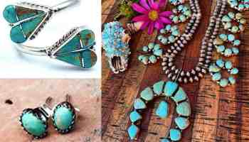 turquoise collection Cowgirl Magazine
