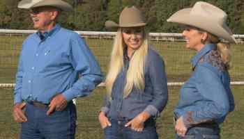 ranchher kirbe schnoor cowgirl magazine