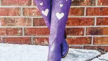 city boots almond toe cowgirl magazine
