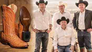 jrc and sons boots Cavender's James cavender cowgirl magazine