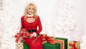Dolly Parton Christmas cowgirl magazine