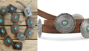 concho belts cowgirl magazine