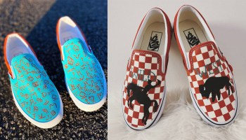 painted vans cowgirl magazine