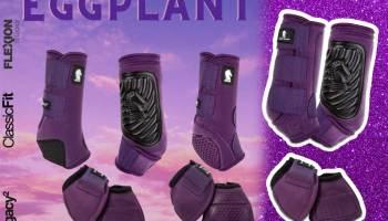 eggplant sports boots classic equine cowgirl magazine