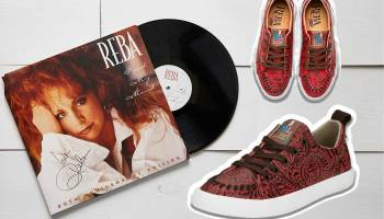 reba by Justin cowgirl magazine