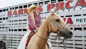 Micah Barnes Cowgirl Magazine