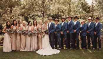 amy wilson cole cameron wedding cowgirl magazine