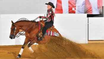 Quarter Horse Congress Cowgirl Magazine