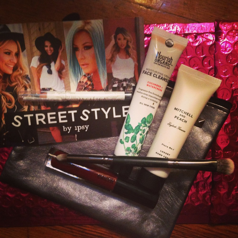 Ipsy Glam Bag Review #3 Street Style