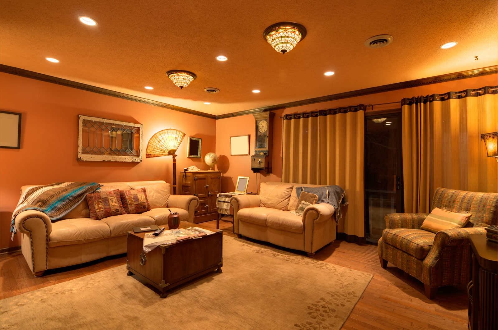 7 Top Family Room Lighting Ideas - Cowhide Rug Tips on Best Sconces For Living Rooms Near Me id=62834