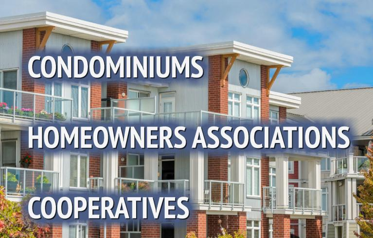Maryland Homeowners Associations and Condominium Law Attorneys and Maryland Condominium Attorneys and HOA Lawyers Practicing Community Association Law in Maryland and Washington DC