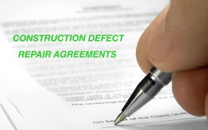 Repair Agreements