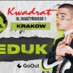 Feduk wystąpi w Klubie Kwadrat