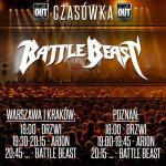 Battle Beast w Polsce: Czasówka koncertów