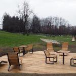 Powstała strefa chilloutu w parku Tysiąclecia