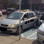 Taksówkarz miał dożywotni sądowy zakaz prowadzenia pojazdów